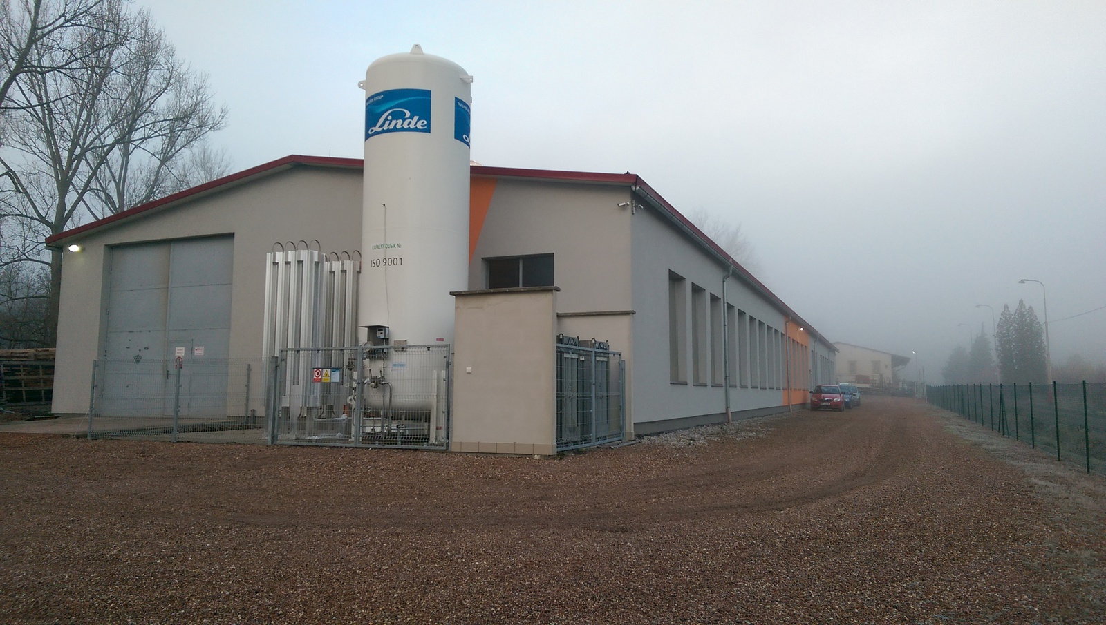 Our factory in Holysov